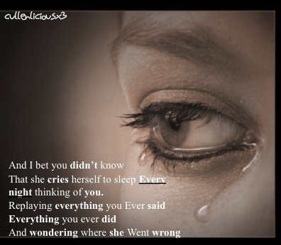 ... Sad Love Quotes That Make You Cry Lovely Quotes for Him for Friends On